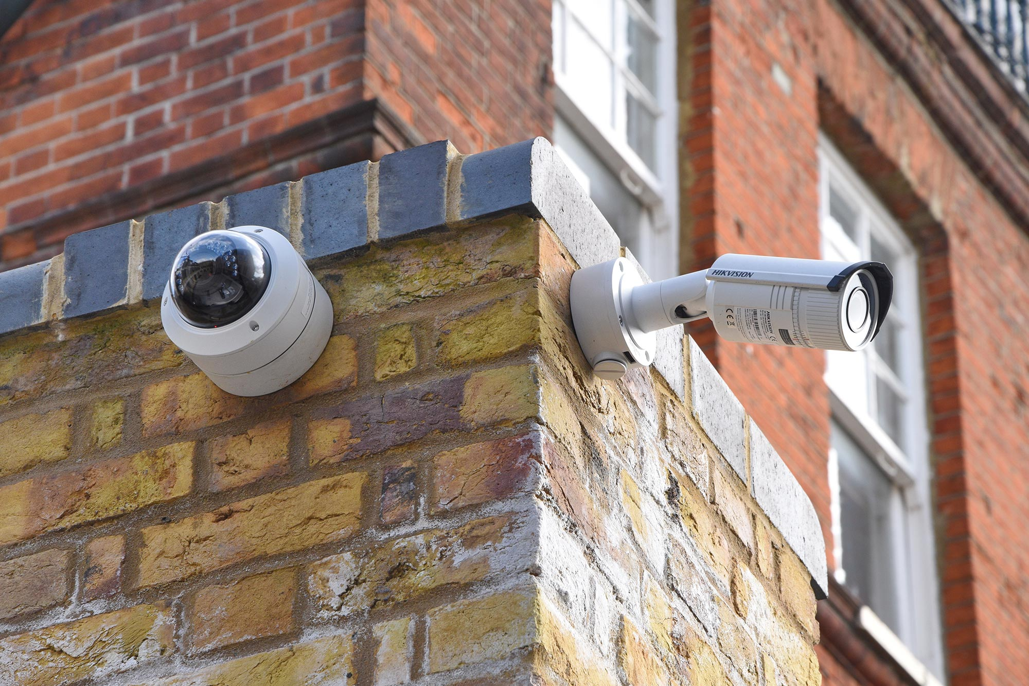 CCTV, security and fire alarms in Hull from Beech Electrical
